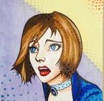 Elizabeth Pop Art test