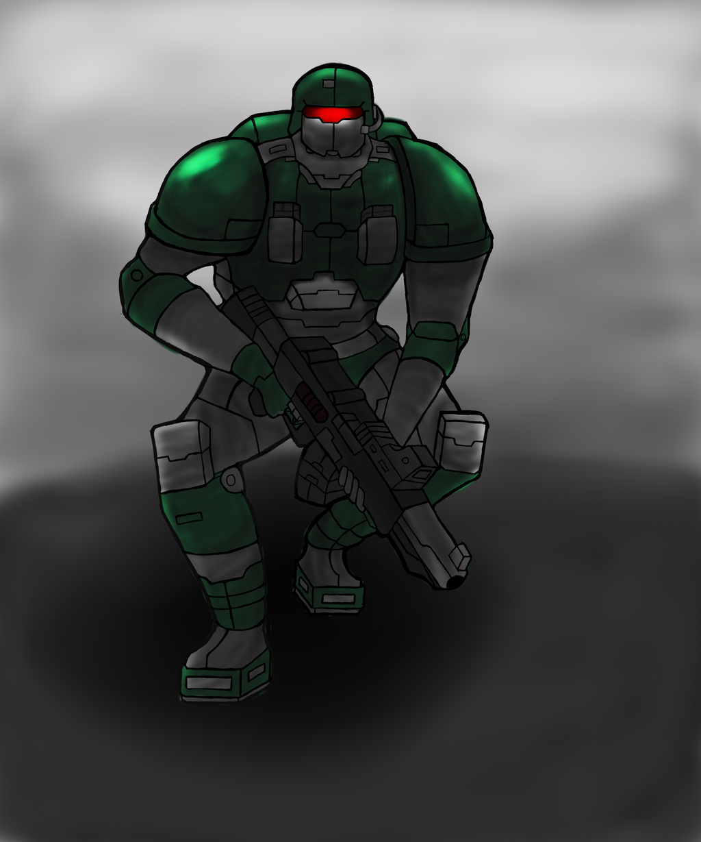 2512 Allied Forces Marine by ChromeFlames