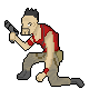 Pixel Vaas - Pokemon Trainer sprite by ChromeFlames