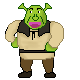 Shrek Custom trainer sprite by ChromeFlames