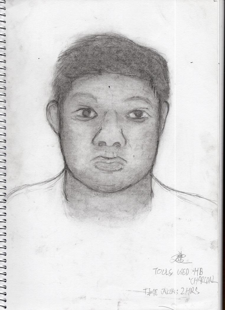 New self portrait... by ChromeFlames