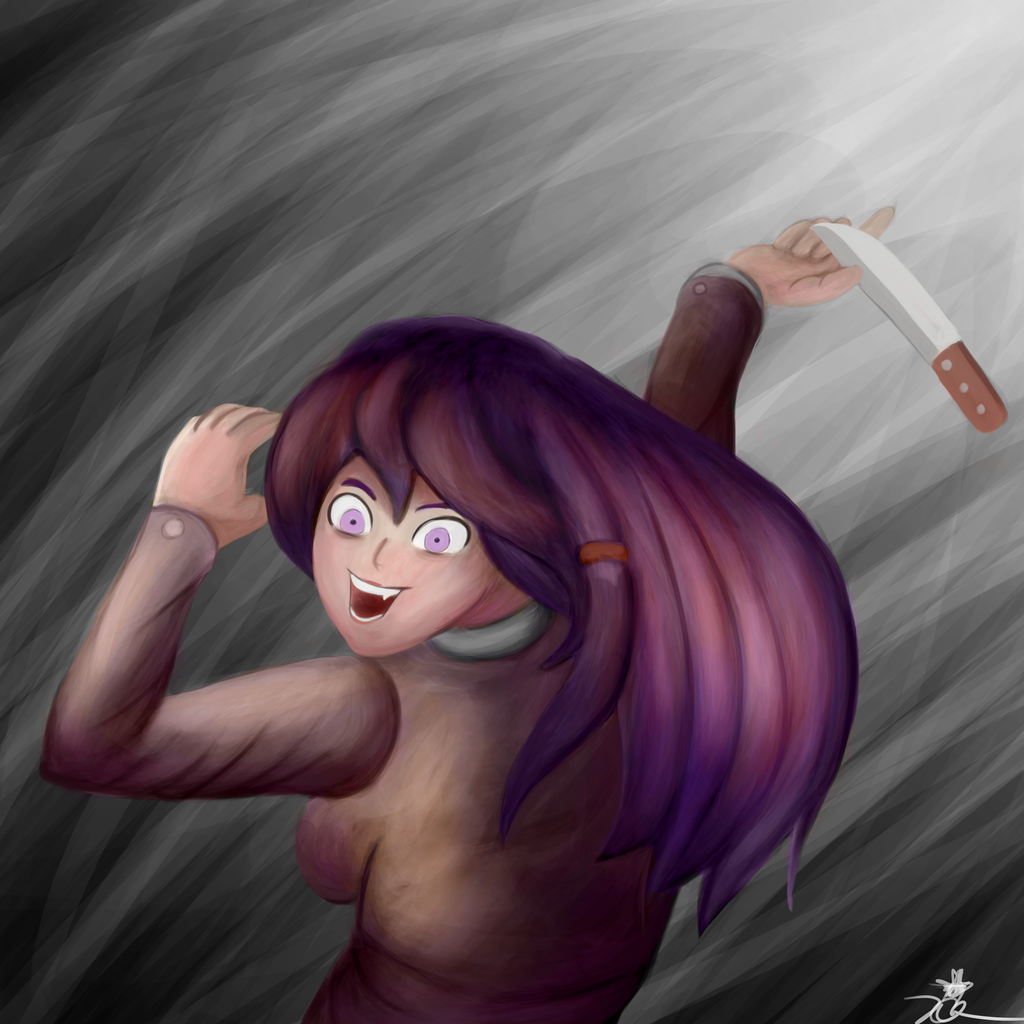 Is that a motherfucking Jojo x ddlc reference? by ChromeFlames