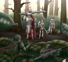 Ambushes by ChromeFlames