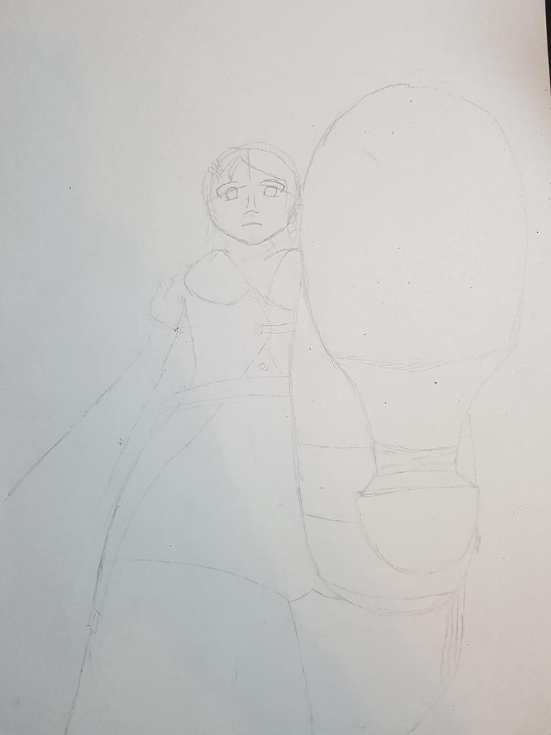 Failed Attempts #2: Giantess Alisa (Tekken) by TheMadZocker
