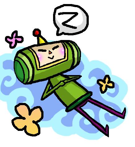 The Sleeping Prince by blu-chocobo