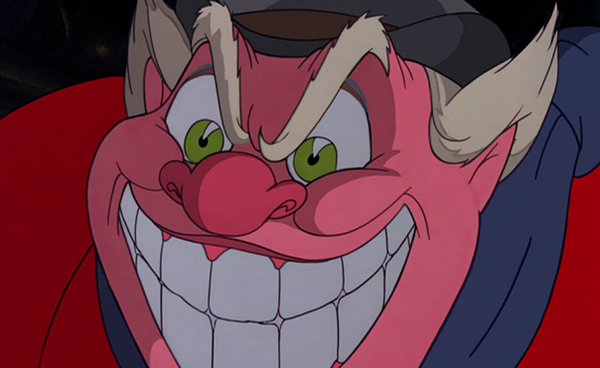 Evil Smile! by 08newmanb on DeviantArt