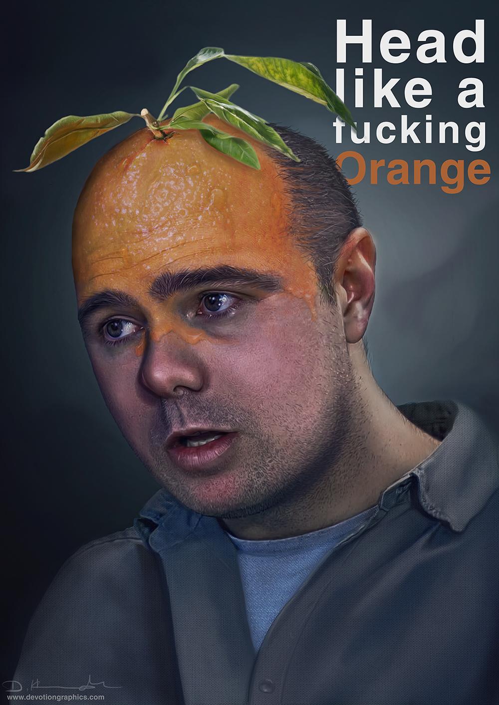 Fucking Orange 73