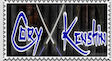 CoryXKenshin Stamp by LemonMarang