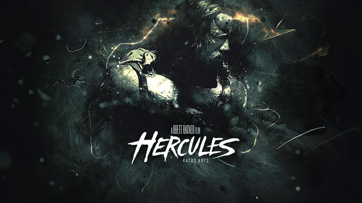 Hercules Wallpaper By Katosarts