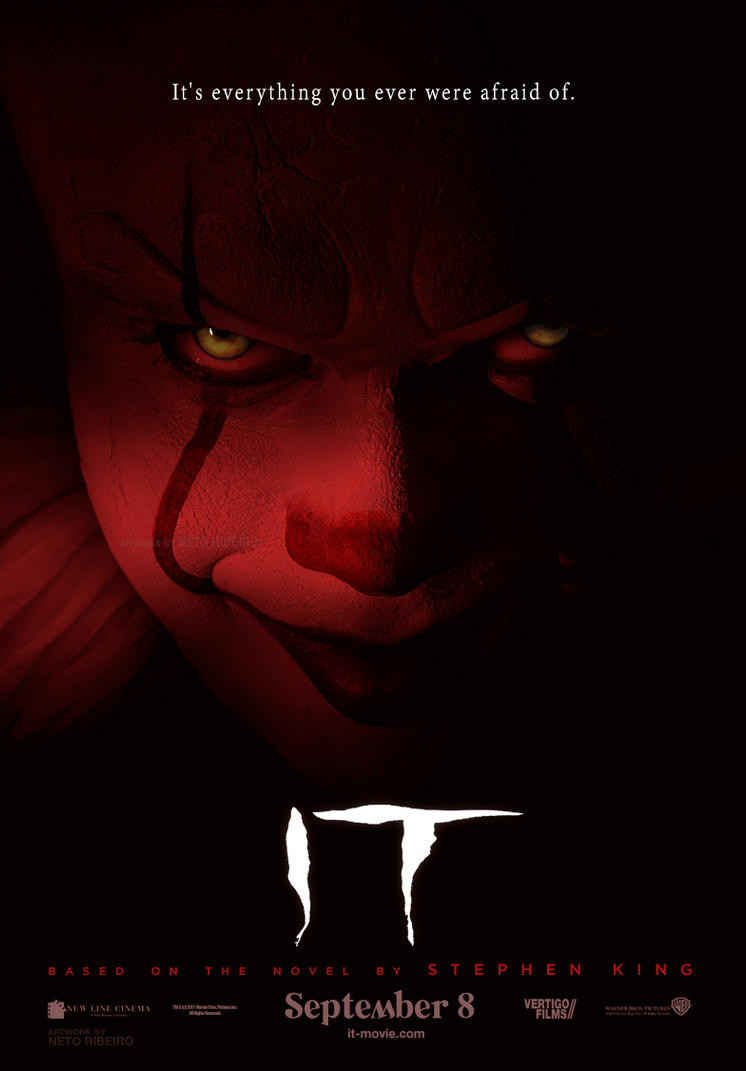 Image result for it 2017 poster