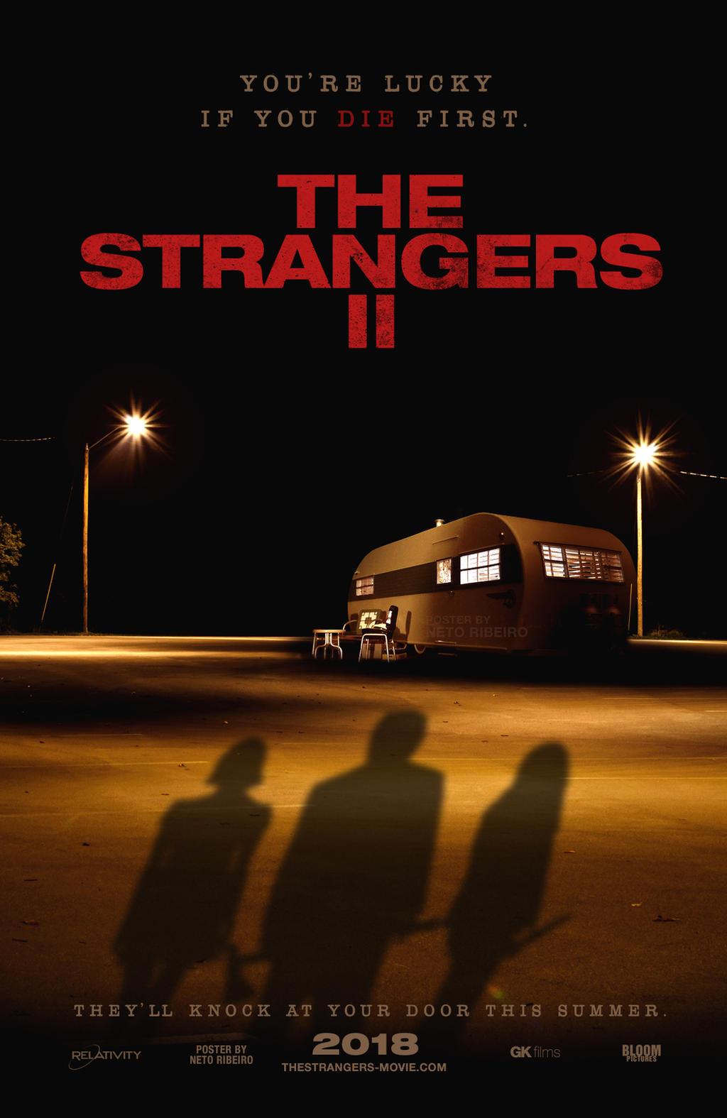 the strangers 2 os estranhos 2 2018 poster 2 by