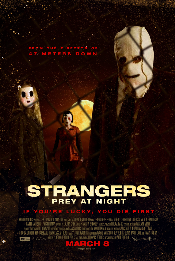 Image result for THE STRANGERS: PREY AT NIGHT
