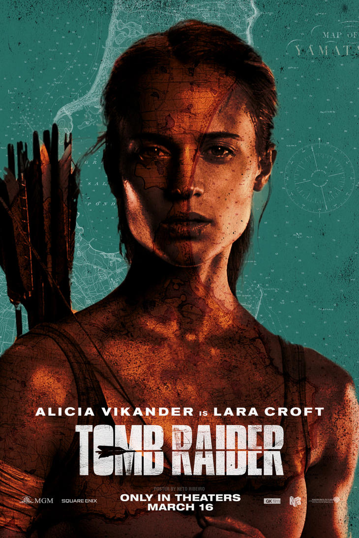 Tomb Raider 2018. Working on other projects while we drop
