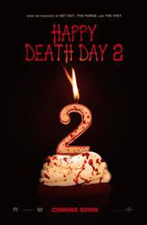 Happy Death Day 2 (2019) - Teaser Poster by NetoRibeiro89