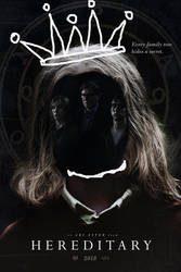 Hereditary (2018) - Alternative Poster by NetoRibeiro89