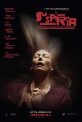 Suspiria (2018) - Teaser Poster by NetoRibeiro89