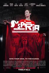 Suspiria (2018) - Poster by NetoRibeiro89