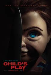 Child's Play (2019) - Remake Poster by NetoRibeiro89