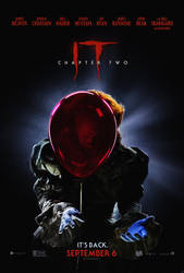 It - Chapter Two (2019) - Poster #2