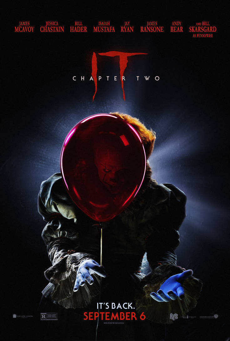 It - Chapter Two (2019) - Poster #2 by NetoRibeiro89
