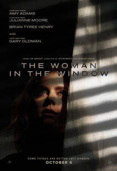The Woman in the Window (2019) - Poster