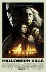 Halloween Kills (2020) - Poster