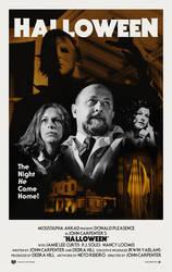 Halloween (1978) - Alternative Poster