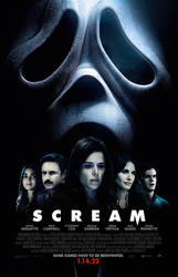Scream / Scream 5 (2022) - Poster
