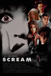 Scream (1996) - Alternative Poster
