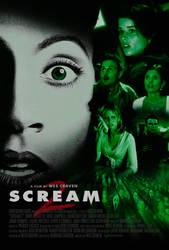 Scream 2 (1997) - Alternative Poster