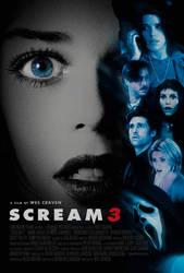 Scream 3 (2000) - Alternative Poster