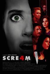Scream 4 (2011) - Alternative Poster