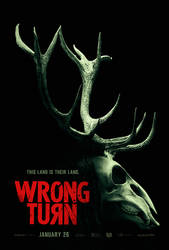 Wrong Turn: The Foundation (2021) Poster