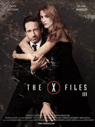 The X-Files III Poster by Incantevolle