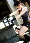 Lara Croft (Tomb Raider) by JaneFrancesC