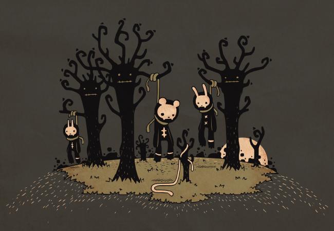 The Dead Place by Bisparulz