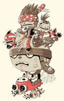 battle team by Bisparulz