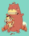 the bear who eat kids