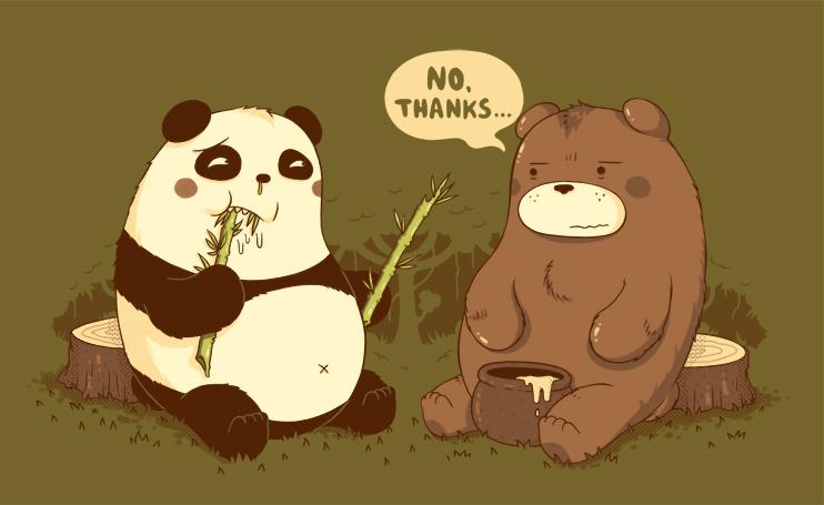 no thanks... by Bisparulz
