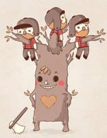nice tree by Bisparulz