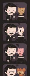 ok, i'm not a good magician... by Bisparulz