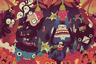 wild world by Bisparulz