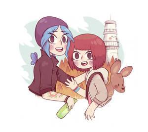 arcadia girls