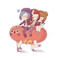 hot dog ride
