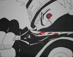 Kakashi from battle by Peris-Productions