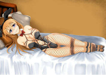 Charlotte E. Yeager. tied up by otaku100100