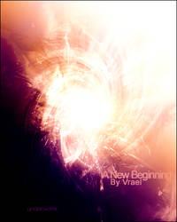 A New Beginning. by vrael-art