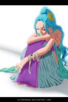 One Piece - Princess Vivi by AizenSowan