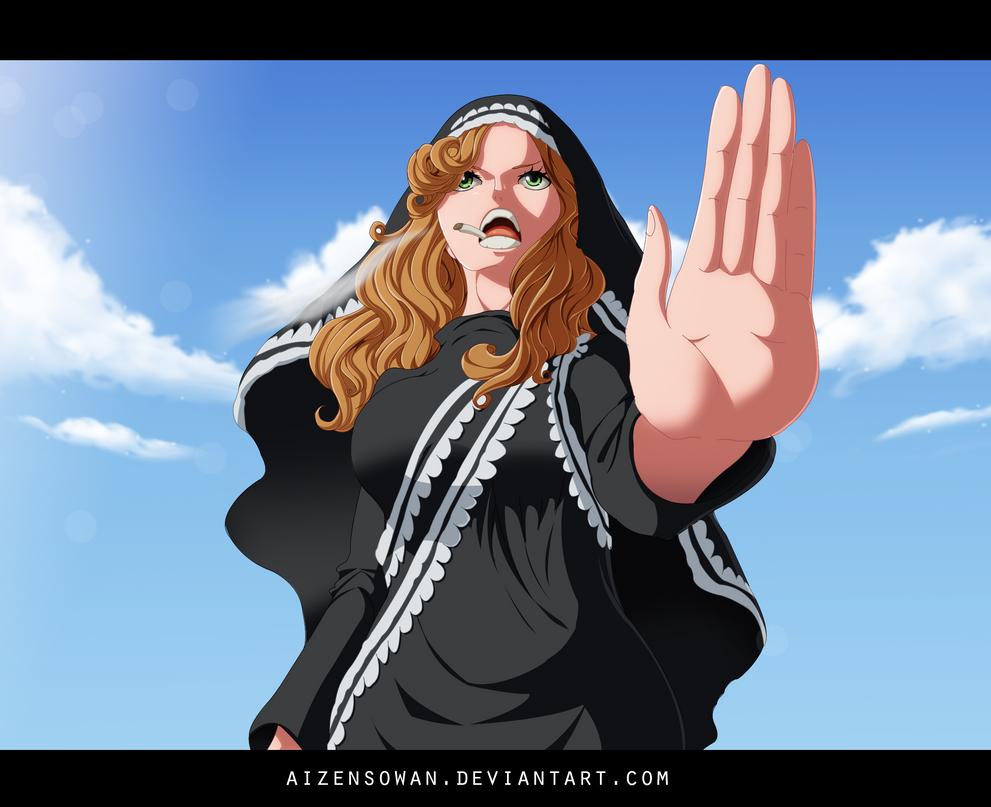 One Piece 866 - Mother Caramel by AizenSowan