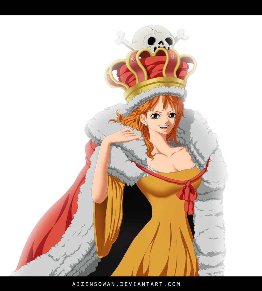 Nami - The King's Queen by AizenSowan